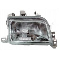 REFLEKTOR PRZEDNI LEWY RENAULT CLIO 90- 7701034146