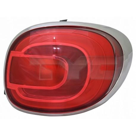 LAMPA TYŁ FIAT 500L 12- LEWA LED 51978051